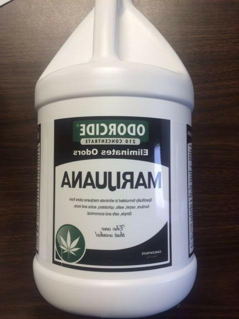 marijuana smoke odor smell eliminator destoyer remover
