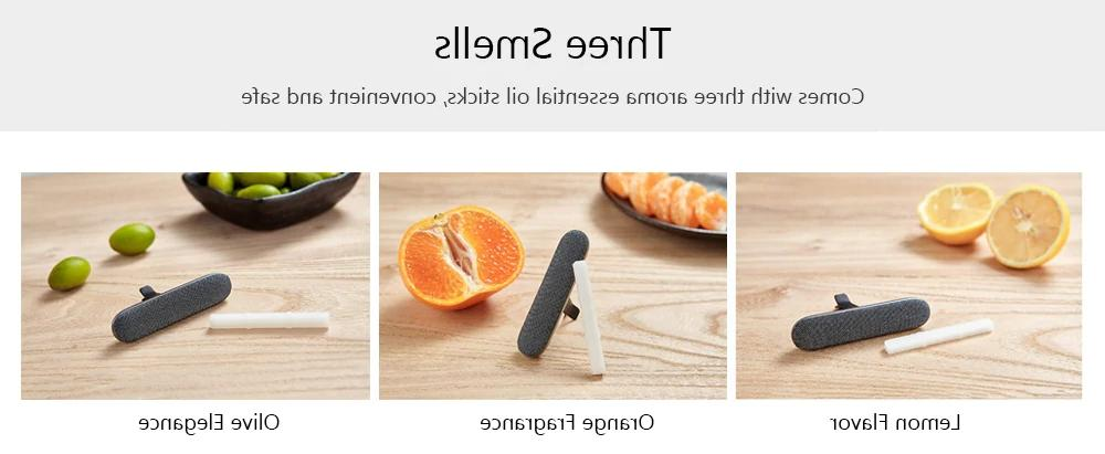 Xiaomi G-Uildford Exhaust Air Incense <font><b>Eliminate</b></font> Gas Perfume