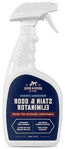 Odor & Stain Remover for Dog and Cats Urine, Strength Stain