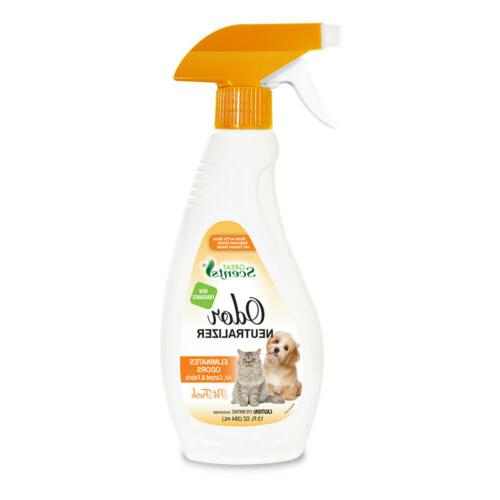 Great Odor Freshens Air and Eliminates Bad