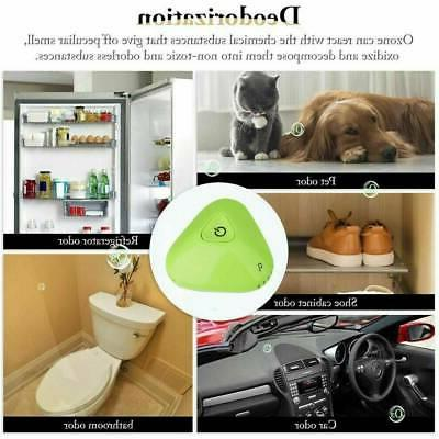 Ozone Cleaner Odor Portable Rechargeable