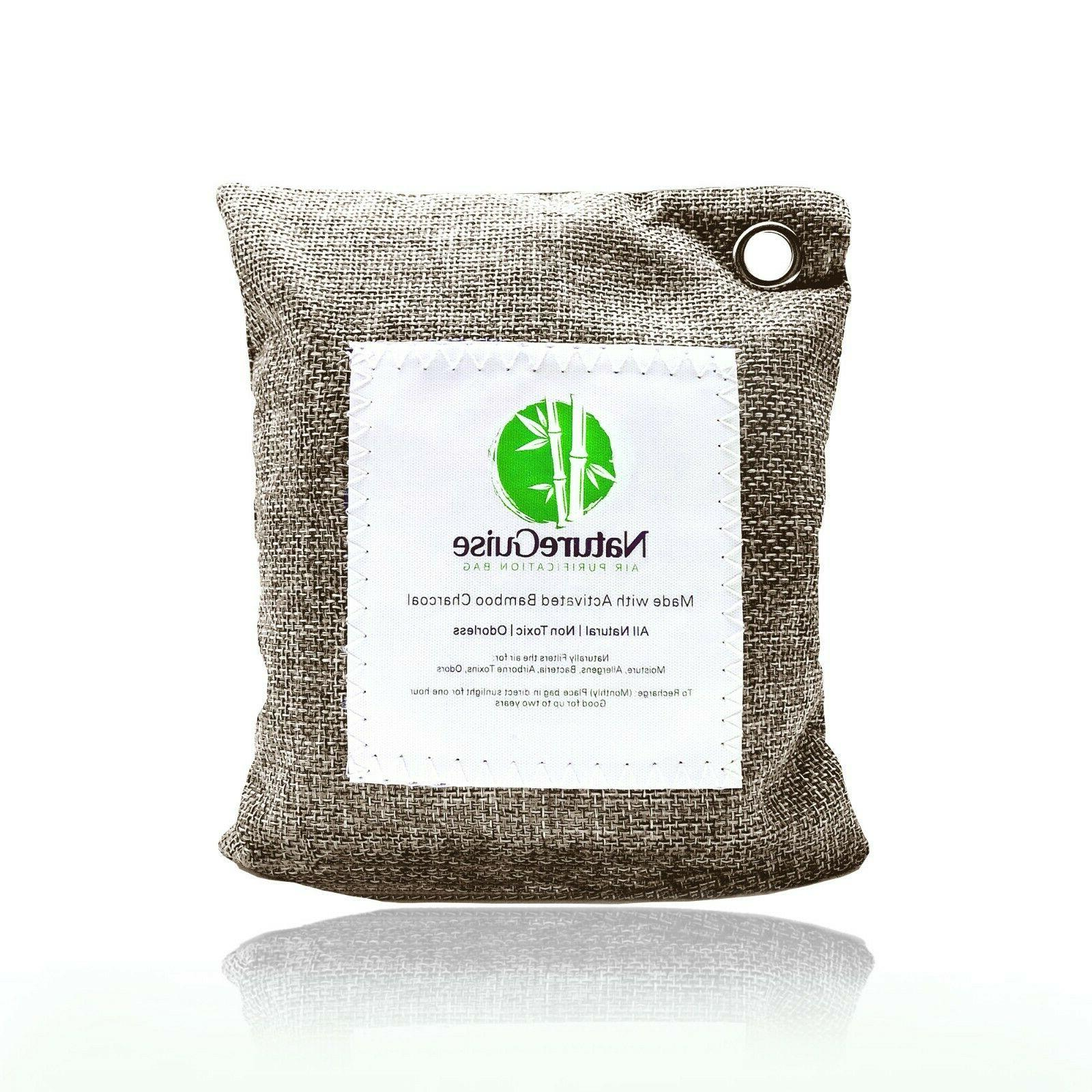 Pet Natural Remover - Activated Bamboo Charcoal