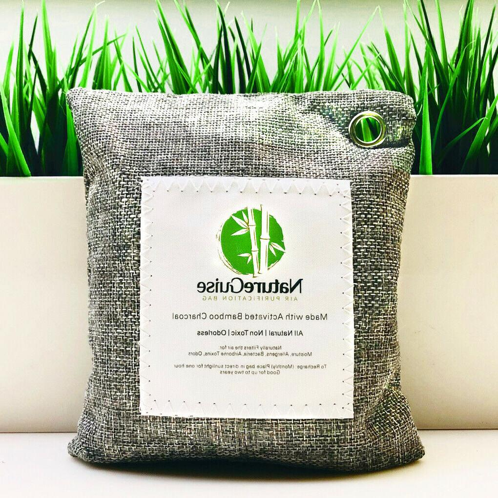 Pet Eliminator Natural Remover - Bamboo Charcoal Bag