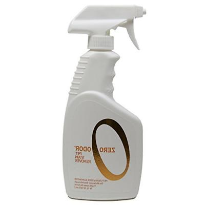 pet stain remover and molecular odor eliminator