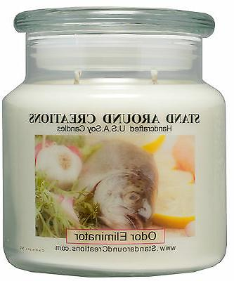 premium 100 percent soy apothecary candle 16