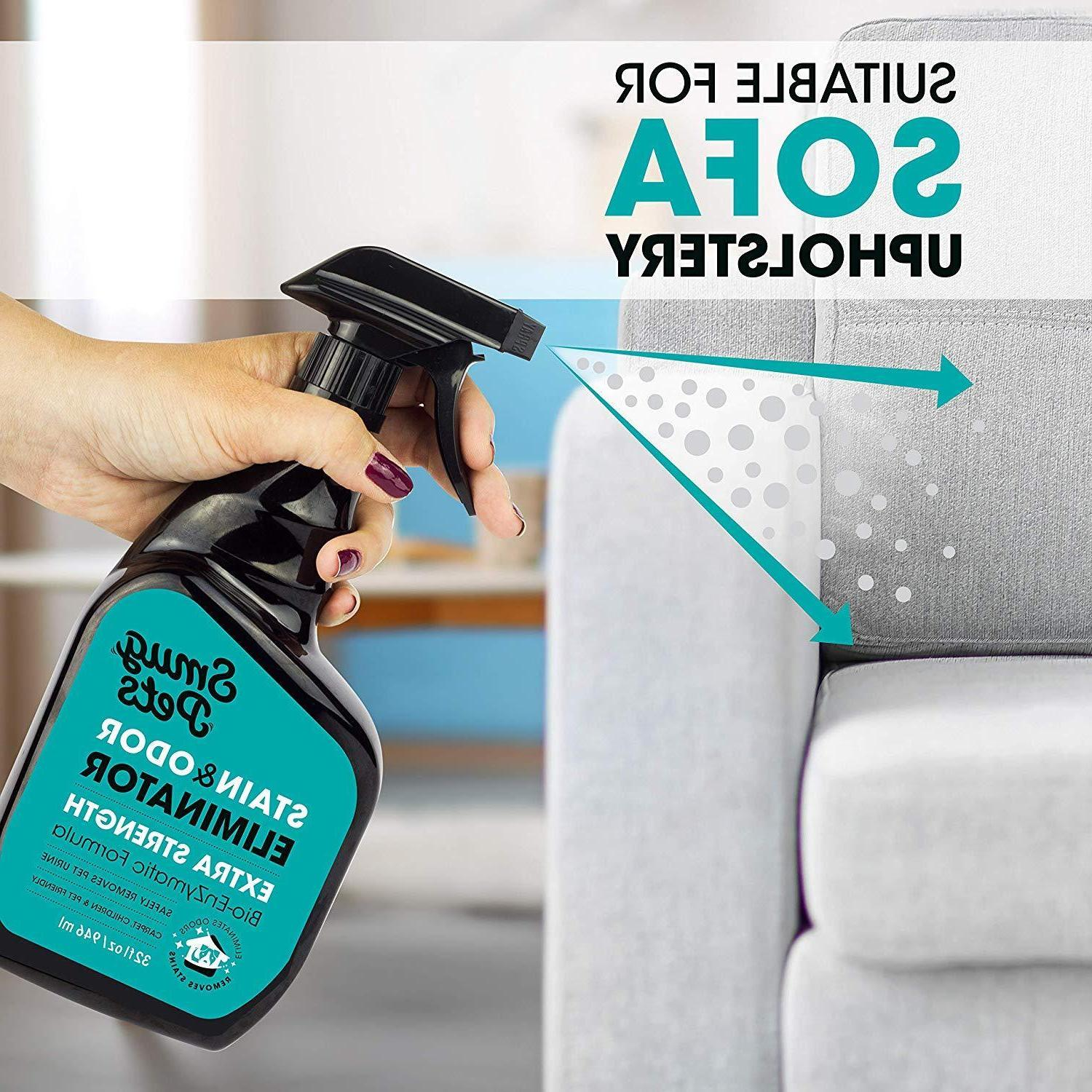 Professional Strength Stain Carpet Cleaner, Odor Safe &