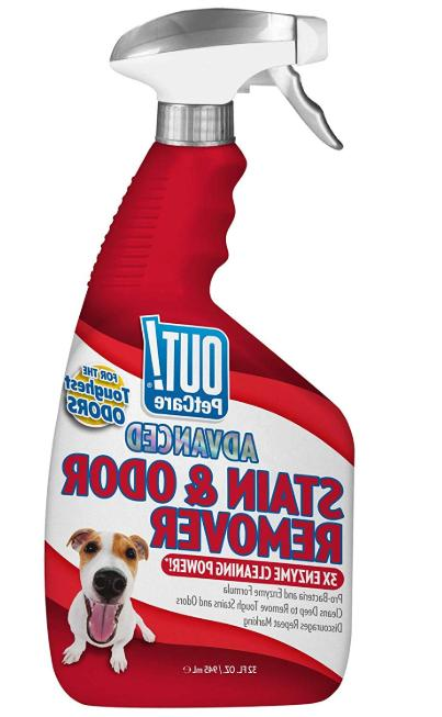 professional strength stain and odor eliminator spray