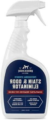 Stain & Odor Eliminator Enzyme Powered Dog and Cats Urine an