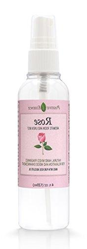 Positive Essence Rose Room & Linen Spray - Natural Aromatic