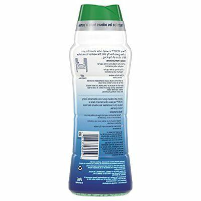 Downy Odor Beads Wash Scent Beads, Fresh 20.1 Ounce