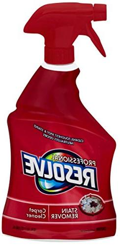 Resolve Professional Spot Stain Carpet Cleaner, 32 Oz.