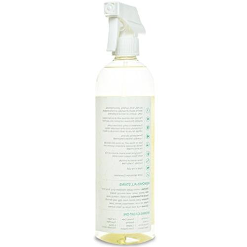Puracy Natural Remover, Enzyme-Based Free Clear,