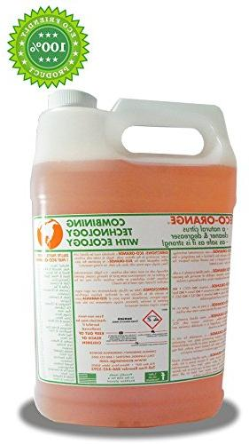 Eco Orange Super All-Purpose Makes GALLONS after Allergy-Free, Eco-Friendly. Family,
