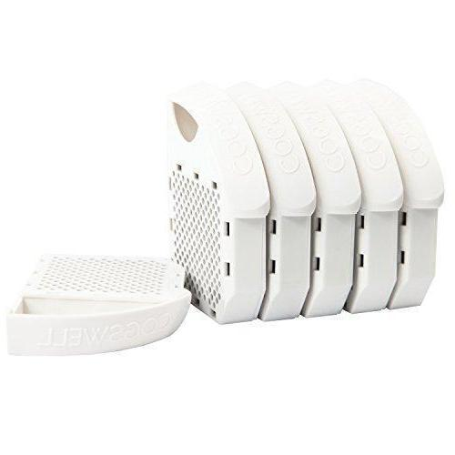 toilet air purifier replacement disposable filters pack