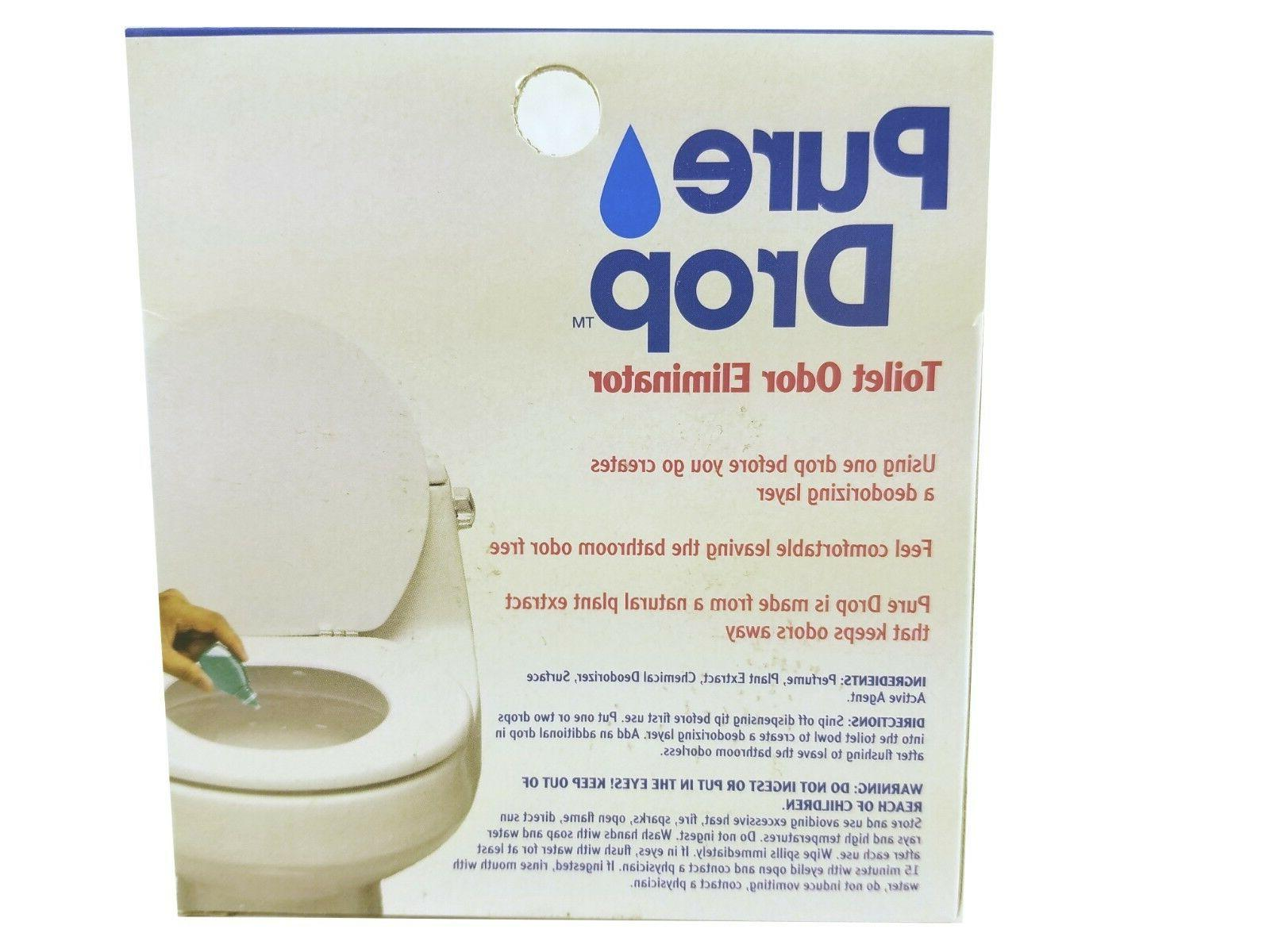 Pure Toilet Odor Eliminator Eco Friendly Deodorizer of 2