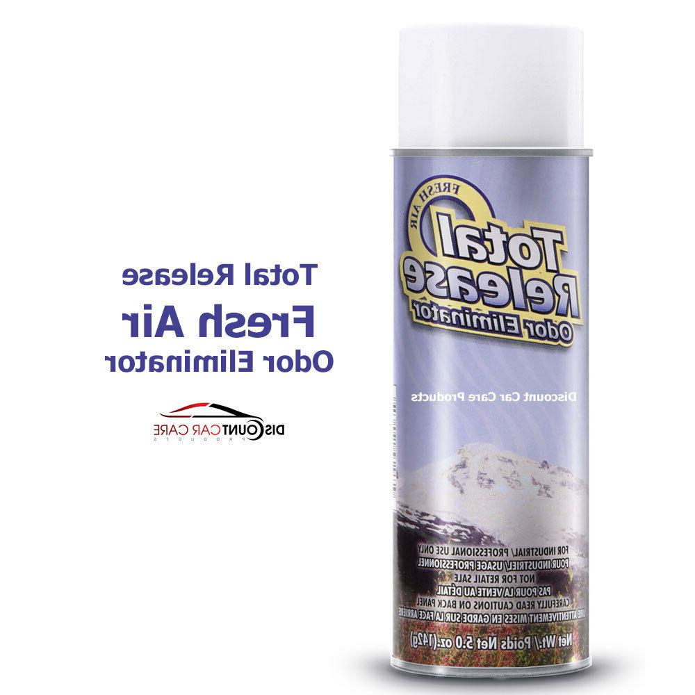 Total Release Odor Eliminator New & 6 Fresh Air