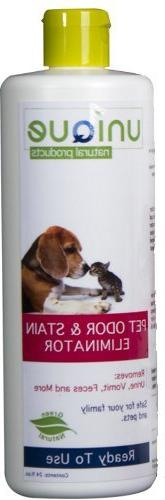 Unique Pet Odor and Stain Eliminator Ready to Use