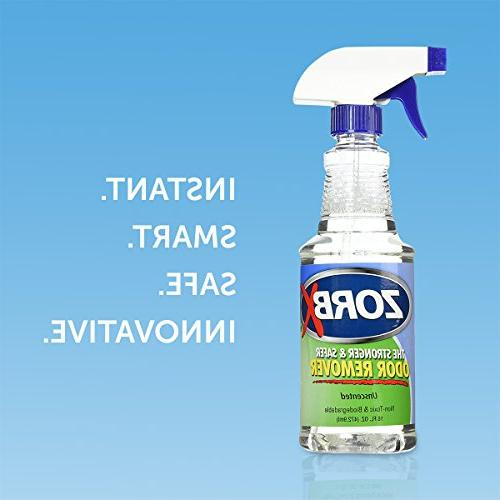 ZORBX Remover for All, Even Children, Chemicals, or Stronger Remover Instantly
