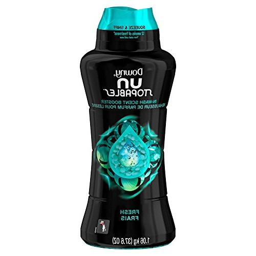 Downy Unstopables In-Wash Scent Booster Fresh Flavor 37.6 OZ