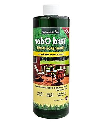 yard odor eliminator concentrated refill 16 oz