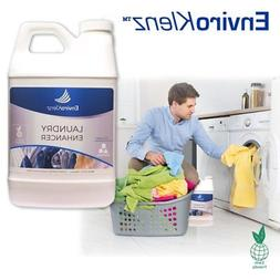 EnviroKlenz Laundry Odor Eliminator Detergent Booster, Best