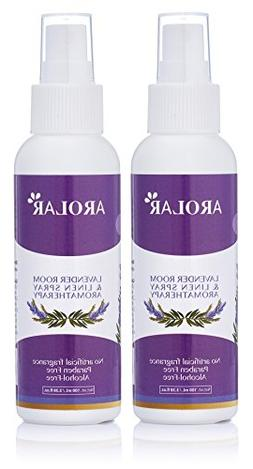 Lavender Room And Linen Spray - Natural Aromatherapy Mist &