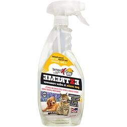 Extreme Consumer Products Lavender Scented Pet Odor Eliminat
