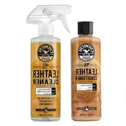 Chemical Guys Leather Cleaner and Conditioner Complete 16 fl