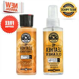 Leather Cleaner And Conditioner Chemical Guys Complete Leath