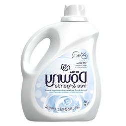 Downy Ultra Liquid Fabric Conditioner, Free & Gentle, 3.06 L