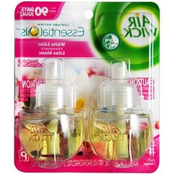 Air Wick Magnolia & Cherry Blossom Scented Oil  oz