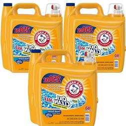 Arm Hammer Plus Oxi Clean Max Stain Fighters Liquid Laundry