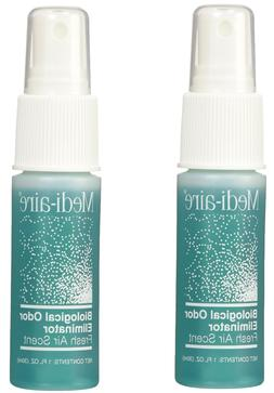 Medi-aire Biological Odor Eliminator - 1 oz Spray Bottle Fre