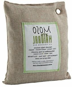 Moso Natural Air Purifying Bag 500-gms Natural Odor Eliminat