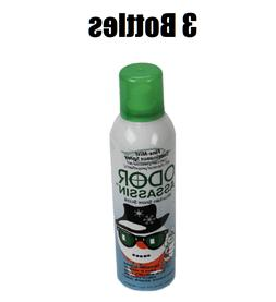 Odor Assassin Odor Control Spray Mountain Snow Scent Aerosol