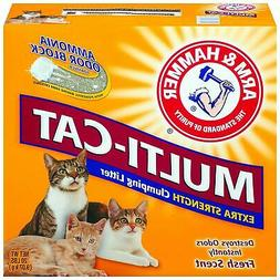 Arm & Hammer Multi-Cat Litter, 20 Lbs