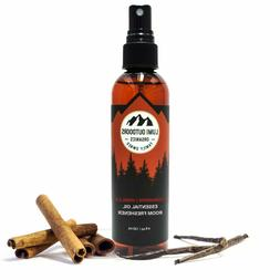 Natural Air Freshener -  Essential Oil Odor Eliminating Room