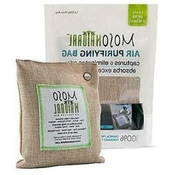 Natural Air Purifying Bag Odor Eliminator for Cars Home Gara