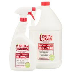 Nature's Miracle Dogs Pets Stain & Odor Remover available in
