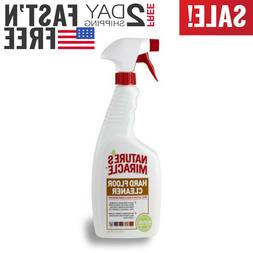 Nature's Miracle Dual Action Hard Floor Stain Odor Remover,