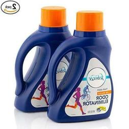 New 2 pack Febreze In-Wash Laundry Fabric Odor Eliminator, F