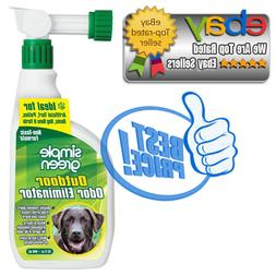non toxic powerful outdoor pet odor eliminator