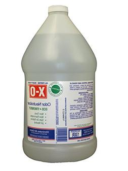 X-O Odor Neutralizer Ready-To-Use, 1-Gallon, Clear