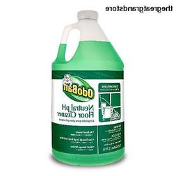 OdoBan 936162-G Neutral pH Floor Cleaner Concentrate, 1 Gall