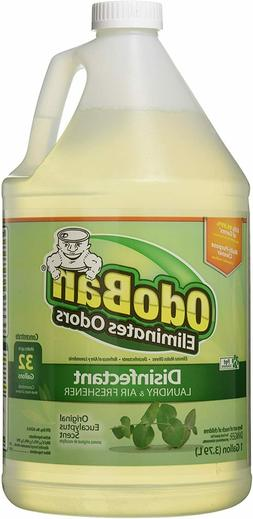 Odoban Odor Eliminator And Disinfectant Concentrate Eucalypt