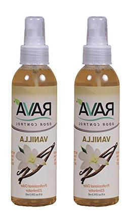 RAVA Odor Control Eliminator Biodegradable Green, removes Do