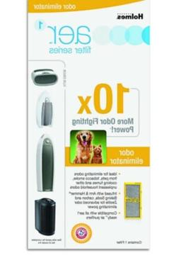 Odor Eliminator HEPA Filter for Smoke Pet Dirty Laundry Fume