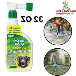 Simple Green Outdoor Odor Eliminator For Pets, Dogs, 32 Ounc