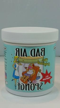 Bad Air Sponge Odor Neutralant Neutralizes And Absorbs Odors