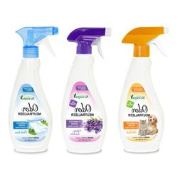 odor neutralizer freshens air and eliminates bad